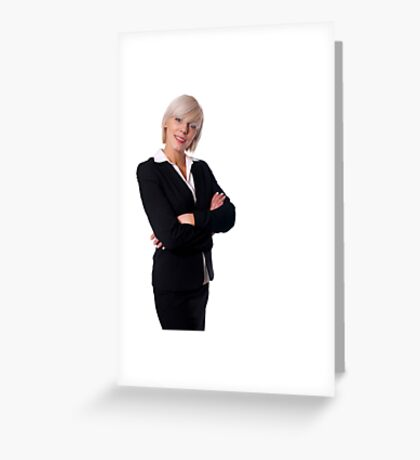 Tracey - Corporate Greeting Card