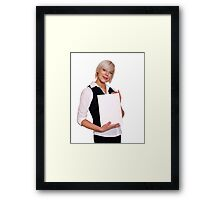Tracey - Corporate Framed Print