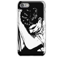 Ian Curtis 2 iPhone Case/Skin
