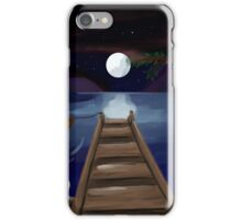 The midnight Pier iPhone Case/Skin