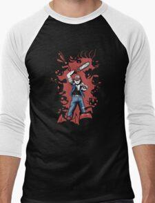 Pokevil Dead  Men's Baseball ¾ T-Shirt