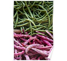 Beans for sale Poster