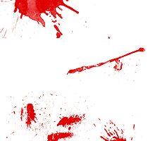 BloodSplat by Michael  Webb