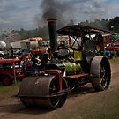 1924 Steam Roller by Aggpup