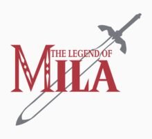 The Legend of Mila Kids Clothes