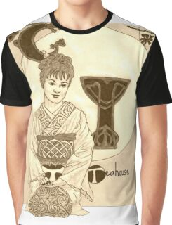 Teahouse of the August Moon Graphic T-Shirt