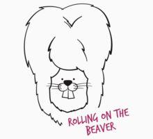 80's Beaver by Burgernator