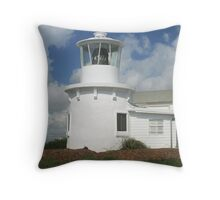 Replica of the 1880 Yamba Lighthouse Throw Pillow