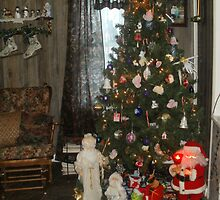 The Christmas spirit is in our home 2011... by linmarie