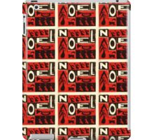 Noel Red iPad Case/Skin
