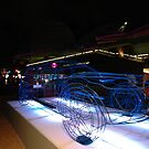 Car Sculpture @ Sydney Opera House, Vivid 2011 by muz2142