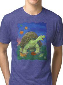 Animal Parade Tortoise Tri-blend T-Shirt