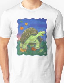 Animal Parade Tortoise Unisex T-Shirt