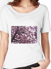 Blossoms High - Edinburgh Scotland Women's Relaxed Fit T-Shirt