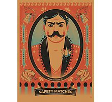 Safety Matches collection Photographic Print