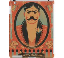 Safety Matches collection iPad Case/Skin
