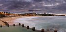 The Bay of Coogee by Mark  Lucey