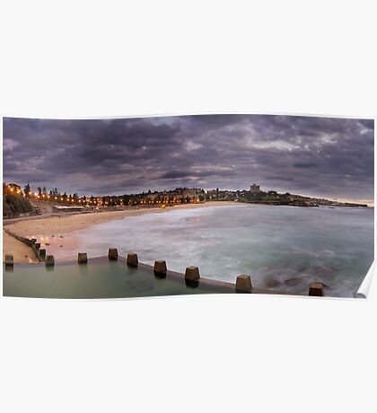The Bay of Coogee Poster