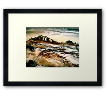 Winter in Hardy Country Framed Print