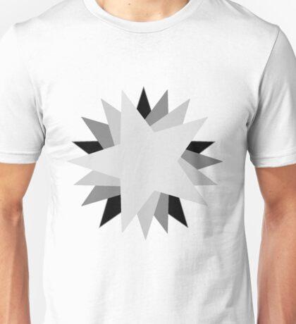 Four Star Camo Design Unisex T-Shirt