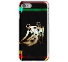 remote viewing iPhone Case/Skin