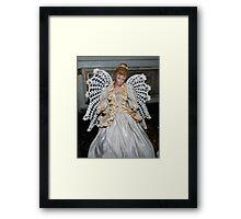 Annettes' Angel Framed Print