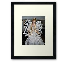 Annettes' Angel Framed Print