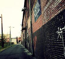 Vintage Alley by Rahul Rana