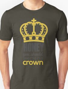 You Should See Me In A Crown - Moriarty Sherlock Unisex T-Shirt
