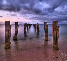 Clifton Springs HDR by Danielle  Miner