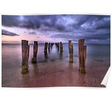 Clifton Springs HDR Poster