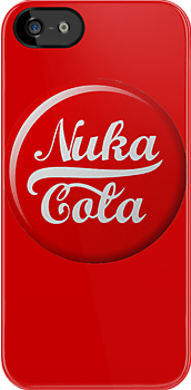 Fallout Nuka Cola Soda Cap by HighDesign