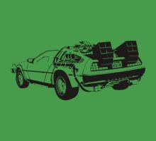 Back to the Future - Delorean Kids Clothes