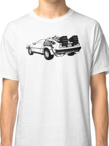 Back to the Future - Delorean Classic T-Shirt