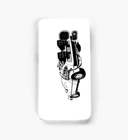 Back to the Future - Delorean Samsung Galaxy Case/Skin