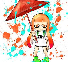 Splatoon by PsychoDelicia