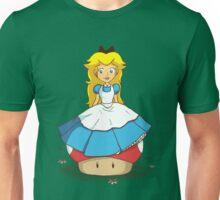 Peaches in Wonderland Unisex T-Shirt