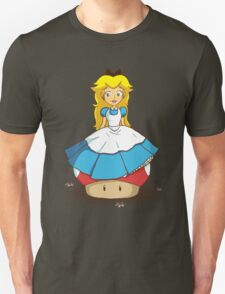 Peaches in Wonderland T-Shirt