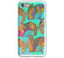 BUTTERFLIES. iPhone Case/Skin