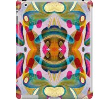 Elementary particles iPad Case/Skin