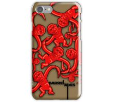 Barrel Of The Apes iPhone Case/Skin