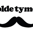 Olde Tyme 'Stache by heavenlygeekdom