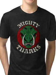 Mighty Tharks Tri-blend T-Shirt