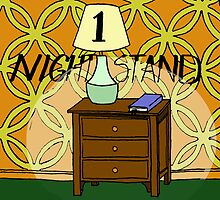 1 Nightstand by Jodi Cox