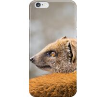 Mongoose iPhone Case/Skin