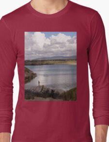 Keadue Bay, Donegal, Ireland  Long Sleeve T-Shirt