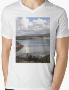 Keadue Bay, Donegal, Ireland  Mens V-Neck T-Shirt