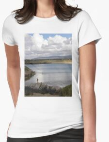 Keadue Bay, Donegal, Ireland  Womens Fitted T-Shirt
