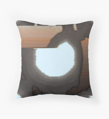 Untitled #40 Throw Pillow