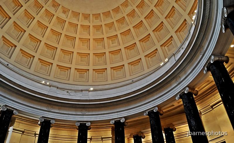 Columns and Curves by jbarnesphotos